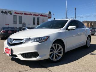 Used 2016 Acura ILX Premium Pkg - Leather - Sunroof - Rear Camera for sale in Mississauga, ON