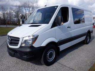 Used 2016 Mercedes-Benz Sprinter 2500 5 Passenger Cargo Van 144-in. WB Diesel for sale in Burnaby, BC