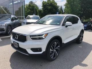 New 2020 Volvo XC40 T5 Inscription for sale in Surrey, BC