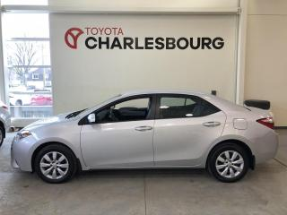 Used 2015 Toyota Corolla LE Automatique for sale in Québec, QC
