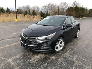 Used 2018 Chevrolet Cruze Premier 2WD for sale in Cayuga, ON