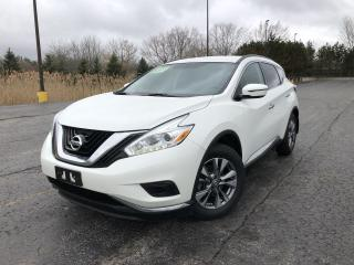 Used 2017 Nissan MURANO SV 2WD for sale in Cayuga, ON