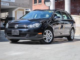 Used 2010 Volkswagen Golf Wagon for sale in Toronto, ON