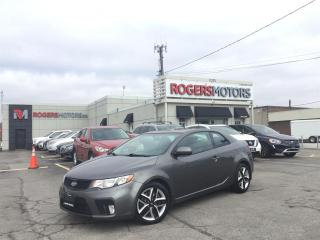 Used 2013 Kia Forte Koup - 2.99% Financing | 6 Months Deferral - SX - LEATHER - HTD SEATS - BLUETOOTH - SUNROOF for sale in Oakville, ON