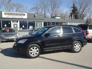 Used 2009 Honda CR-V EX-L for sale in Winnipeg, MB