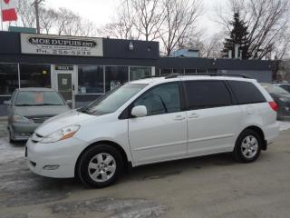 Used 2006 Toyota Sienna LE for sale in Winnipeg, MB
