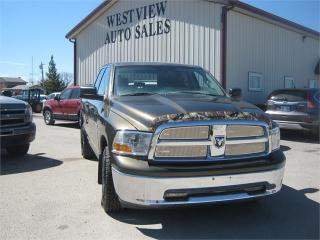 Used 2012 RAM 1500 ST for sale in Headingley, MB
