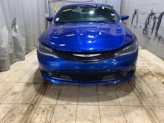 Used 2016 Chrysler 200 S for sale in Leduc, AB