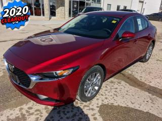 New 2020 Mazda MAZDA3 GS -  Apple CarPlay for sale in Steinbach, MB