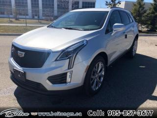 New 2020 Cadillac XT5 Sport - Navigation - Leather Seats - $413 B/W for sale in Bolton, ON