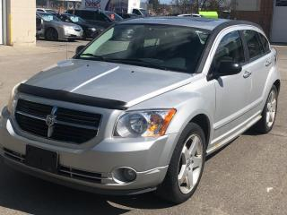 Used 2007 Dodge Caliber 4dr HB R/T AWD for sale in Caledon, ON