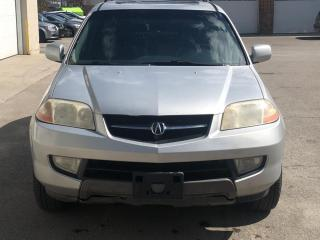 Used 2003 Acura MDX 5dr 4WD Sport Utility for sale in Caledon, ON