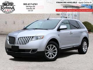 Used 2011 Lincoln MKX AWD_ACCIDENT FREE_ONE OWNER for sale in Oakville, ON