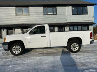 Used 2011 GMC Sierra 1500 WT for sale in Caledon East, ON
