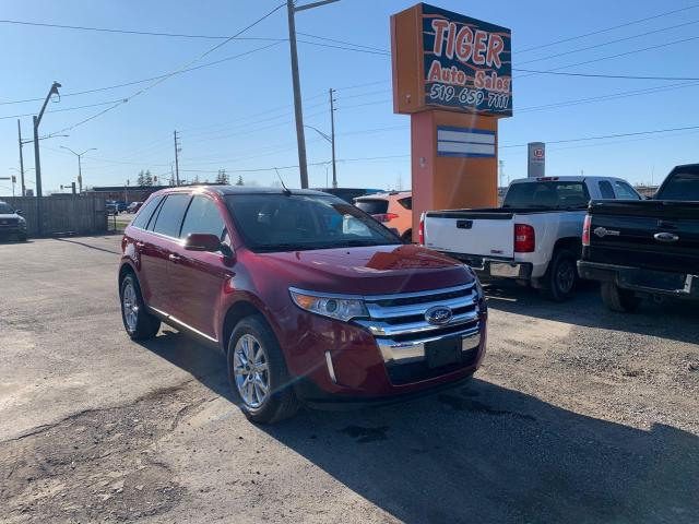 2014 Ford Edge Limited**LEATHER**AWD**ONLY 33KMS**LOADED**CERT