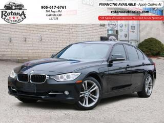 Used 2013 BMW 3 Series 328i xDrive_Navi_Leather_Sunroof_Certified for sale in Oakville, ON