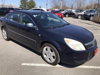 Used 2007 Saturn Aura XE ** AS-IS ONLY, NOT OFFERED CERTIFIED ** for sale in St Catharines, ON