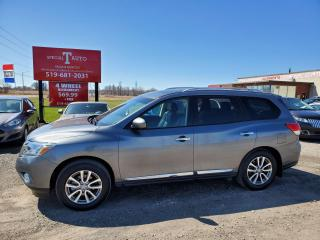 Used 2015 Nissan Pathfinder SL for sale in London, ON