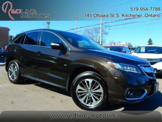 Used 2016 Acura RDX Elite Pkg ***PENDING SALE*** for sale in Kitchener, ON
