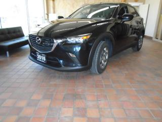 Used 2016 Mazda CX-3 AUTO NAV B-TOOTH FACTORY WARRANTY BACKUP CAM A/C for sale in Oakville, ON