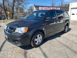 Used 2012 Dodge Grand Caravan 7 Passenger/Accident Free/Comes Certified for sale in Scarborough, ON