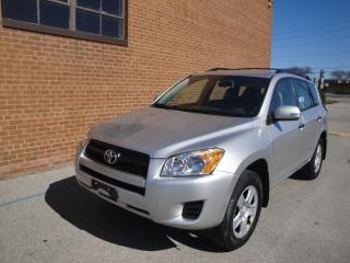 Used 2009 Toyota RAV4 ONE OWNER/NO ACCIDENTS/LOW KM 135K KM/FULL SERVICE for sale in Oakville, ON