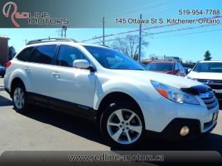Used 2014 Subaru Outback AWD 2.5i Premium.Sunroof.Heated Seats.Bluetooth for sale in Kitchener, ON