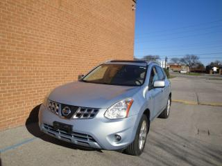 Used 2013 Nissan Rogue SL/AWD/NAVI /CAMERA/LEATHER for sale in Oakville, ON