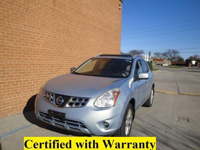 2013 Nissan Rogue SL/AWD/NO ACCIDENTS/NAVI /CAMERA/LEATHER
