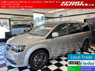 Used 2017 Dodge Grand Caravan GT+Leather+Heated Seats+Power Doors & Trunk+Camera for sale in London, ON