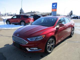 Used 2018 Ford Fusion Titanium for sale in Wetaskiwin, AB