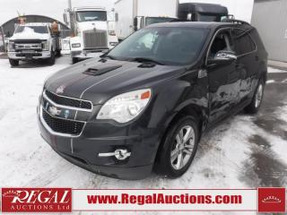 Used 2014 Chevrolet Equinox 2LT 4D Utility AWD 2.4L for sale in Calgary, AB