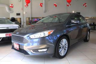 Used 2018 Ford Focus Hatchback Titanium for sale in Waterloo, ON