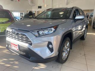 Used 2020 Toyota RAV4 AWD XLE for sale in Waterloo, ON