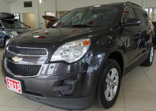 Used 2015 Chevrolet Equinox FWD 1LT for sale in Waterloo, ON