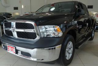 Used 2018 RAM 1500 Quad Cab 4x4 ST (140.5 WB 6'4 Box) for sale in Waterloo, ON