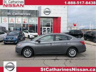 Used 2019 Nissan Sentra SV CVT for sale in St. Catharines, ON