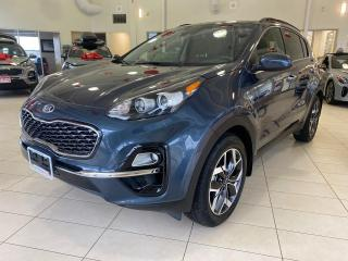 Used 2020 Kia Sportage EX AWD for sale in Waterloo, ON