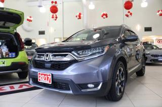 Used 2017 Honda CR-V Touring AWD for sale in Waterloo, ON