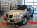 Used 2009 Pontiac Montana SV6 EXT for sale in Winnipeg, MB
