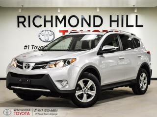 Used 2015 Toyota RAV4 AWD 4dr XLE for sale in Richmond Hill, ON