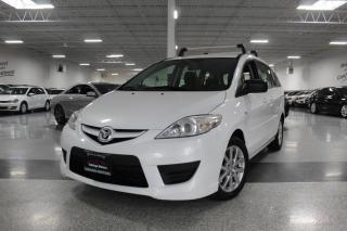 Used 2009 Mazda MAZDA5 KEYLESS ENTRY I POWER OPTIONS I CRUISE I AS IS for sale in Mississauga, ON