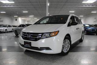 Used 2017 Honda Odyssey LX I BIG SCREEN I REAR CAM I KEYLESS ENTRY I POWER OPTIONS for sale in Mississauga, ON