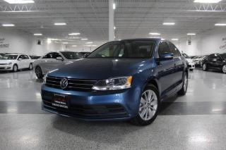 Used 2016 Volkswagen Jetta TSI I BIG SCREEN I REAR CAM I SUNROOF I HEATED SEATS I BT for sale in Mississauga, ON