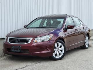 Used 2009 Honda Accord Sedan 4dr I4 Auto EX-L|Leather|Sunroof|Alloys for sale in Mississauga, ON