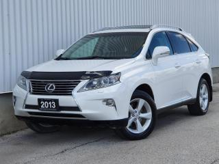 Used 2013 Lexus RX 350 AWD | Accident Free | Financing Available for sale in Mississauga, ON