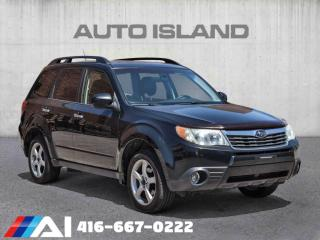 Used 2010 Subaru Forester 5dr Wgn Auto 2.5X Limited for sale in North York, ON