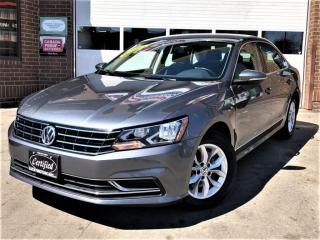 Used 2016 Volkswagen Passat 1.8 TSI-BACKUP CAM-BLUETOOTH-CARPLAY-50KMS for sale in Toronto, ON