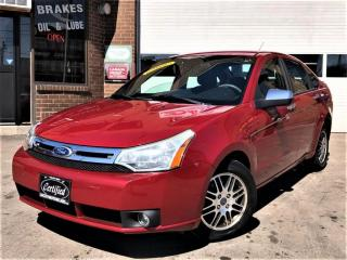 Used 2010 Ford Focus SE-AUTOMATIC-1 OWNER-ONLY 64KMS for sale in Toronto, ON