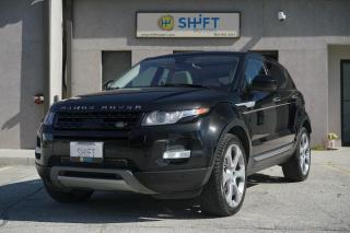 Used 2014 Land Rover Evoque PRESTIGE NAVIGATION, 3D CAMERA SYSTEM, ADAPTIVE CRUISE for sale in Burlington, ON